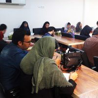 کارگاه آموزشی مهارت فروش و افزارش ارتباط